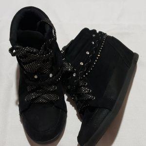 Justice sneaker heels